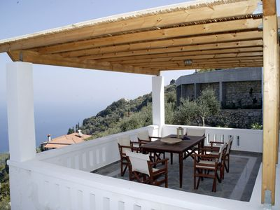 Photo for Ambelos - The balcony of Samos - Apartment Aphroditi