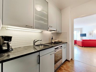 Photo for Apartment in the center of Ascona with Internet, Lift, Parking, Balcony (46817)