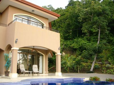 Natural Surroundings - Located in a gated community, but feels secluded and peaceful.