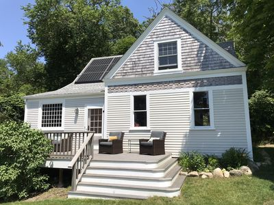 Photo for Pondfront - Newly Renovated Carriage House on Large Estate