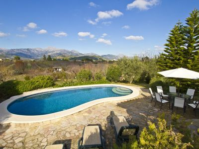 Photo for Roura - Cozy finca with pool