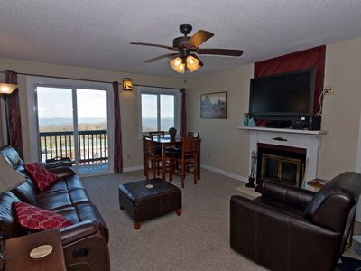Photo for A view a day helps you rest & play! Try this 2 bedroom condo on the 3rd floor