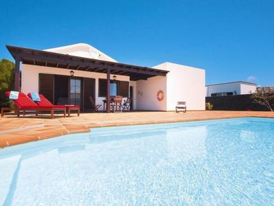 Photo for Holiday homes, San Bartolomé  in Lanzarote - 4 persons, 3 bedrooms