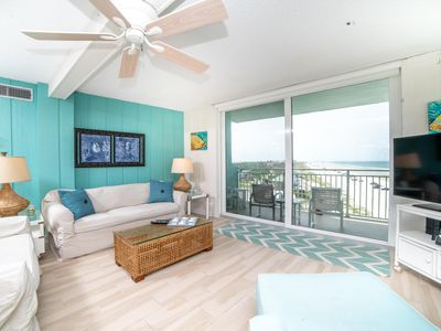 Photo for Beachy Bright Condo Located in Heart of Beachside NSB