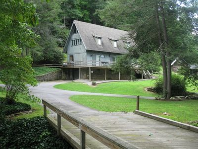 Mill Run Chalet on Pigeon River and McClure Creek