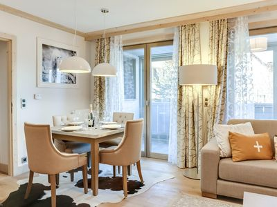 Photo for Carré Blanc 130 : 3 rooms with contemporary atmosphere