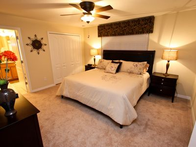 Photo for Disney On Budget - Paradise Palms Resort - Welcome To Cozy 4 Beds 3 Baths  Pool Villa - 4 Miles To Disney