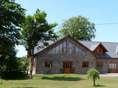 Photo for Llety Llyn y Fan - Five Bedroom House, Sleeps 10