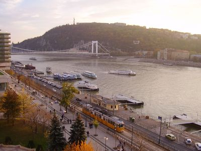 Photo for Terrace with exceptional panorama on the Danube