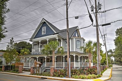 Remarkable Historic St Augustine Apartment In Heart Of Dt Lincolnville Interior Design Ideas Clesiryabchikinfo