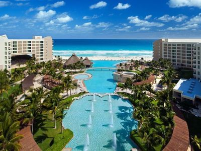 Photo for 2BR, 2BA Lockoff at Westin Lagunamar Cancun (Thanksgiving in Paradise)
