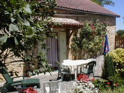 Photo for House in the heart of Périgord in St-Avit-Sénieur halfway between Bergerac and Sarlat
