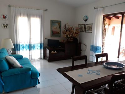 Photo for Isuledda 93 apartment in San Teodoro with private terrace & private garden.
