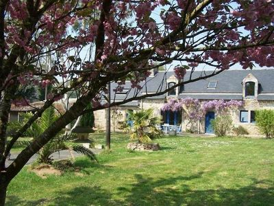 Photo for Countryside gite, near the sea, ideally situated for visiting Southern Finistère