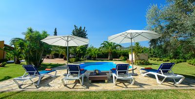 Photo for 2 bedroom Villa, sleeps 4 in Pollença