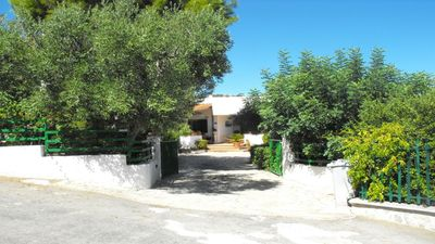 Photo for Breathtaking Landscape and Wonderful Sea View: Choose Panoramic Villa in Ostuni