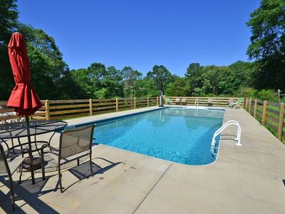 Photo for Secluded Home With Private Pool on 7 Acres!