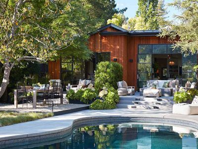 Photo for Designer Hideaway with Mountain Views in the heart of Napa Valley