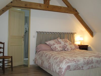 Photo for Another room near Zoo Beauval and Valençay
