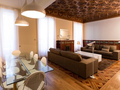 Photo for Spectacular modernist apartment of 5 minutes from Plaça Catalunya