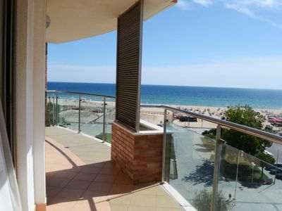 Photo for Saudade marina. Beach apartment. Monte Gordo