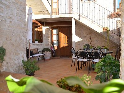 Photo for Rural house (full rental) El Rincón del Mielero for 10 people