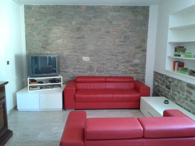 Photo for 2BR House Vacation Rental in Rufina, Toscana
