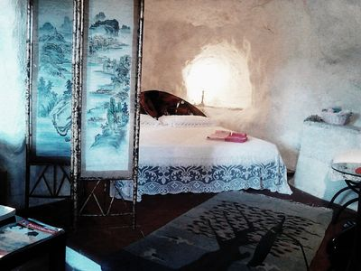Photo for 1BR Apartment Vacation Rental in calcata (VT)