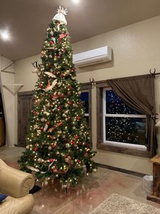 Decorated for your Christmas Holiday!