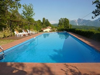Photo for Villa with panoramic views and large private pool - Summer offers available!