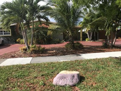 Photo for Nice Apartment in beautiful Palmetto Bay Apt w/private car port.