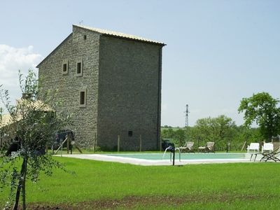 Photo for LA FRANCESCANA: A Medieval tower then a convent, now a stunning country mansion