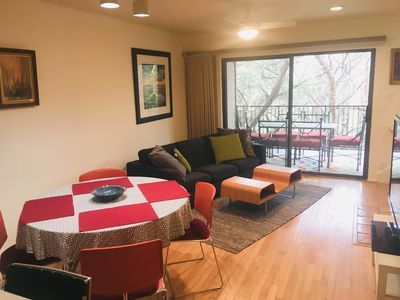 Photo for Furnished condo in the heart of Austin