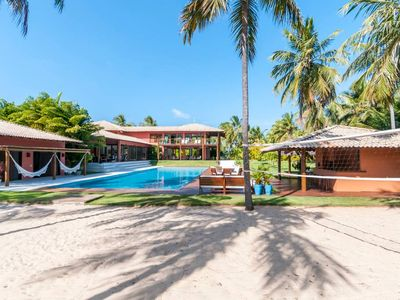Photo for Luxurious Villa Margay in Maracajaú- RN - Beira Mar