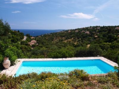 Photo for 6 pers holiday home - Breathtaking sea view