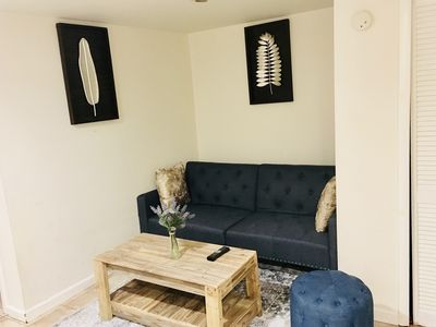 Photo for Cozy one bedroom basement.