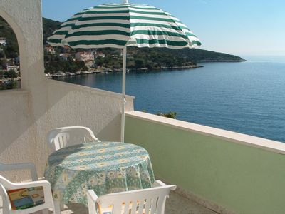 Photo for Apartment Ante Č  A3(3)  - Vinisce, Riviera Trogir, Croatia