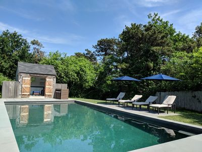 *Car Ferry* Amenity Filled, New Renovations, Walk to Town, Private Yard Pool