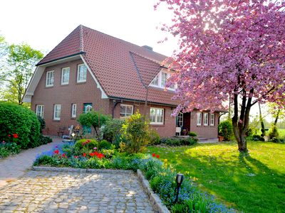 Photo for Cottage for 12 people near the river in Kleinwörden (Hechthausen)