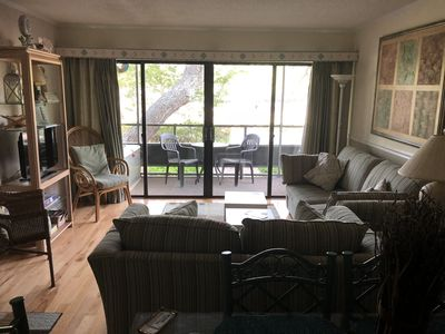 Photo for Myrtle Beach Condo open for Summer. Updated Kitchen, Floor, TV's