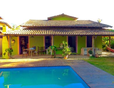 Photo for Charming house with pool in Ilhabela