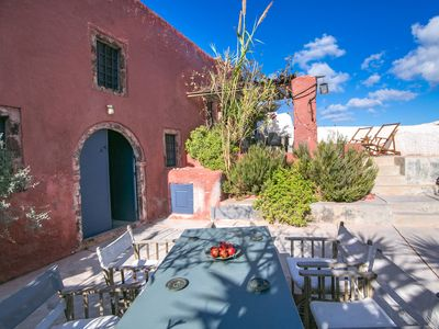 Photo for Red Winehouse. Old winery converted into a stylish villa  away from the crowds