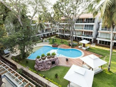 Photo for Calangute Luxury 2 Bedroom Apartments
