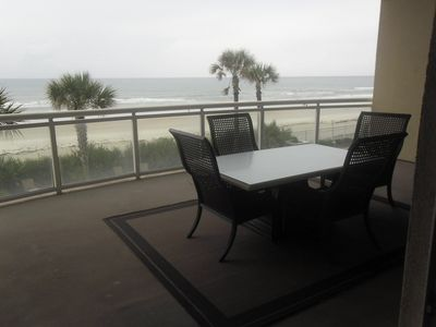 Photo for Fabulous 3 bedroom Oceanfront Condo (with 2 oceanfront master suites) & internet