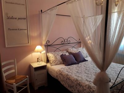 Photo for Country Chic Room with private bathroom and delicious Italian breakfast