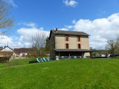 Photo for Gite Molinet, 4 bedrooms, 10 persons