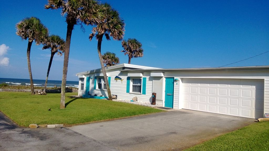 Direct Oceanfront 3 2 Home In The Daytona O Homeaway