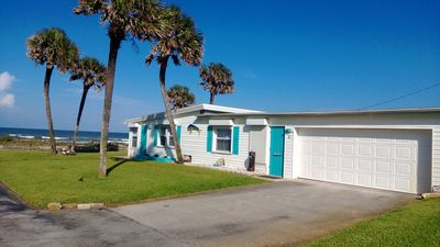 Photo for Stunning Direct Oceanfront Home; Frontyard Beach; Great for a Couple or Families