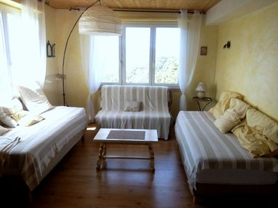 Photo for 2BR Cottage Vacation Rental in Alpes-Maritimes, Provence-Alpes-Côte d'Azur
