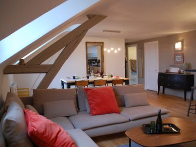 Photo for SPECIAL AUTUMN PRICE Charming apartment in the city center. Parking nearby